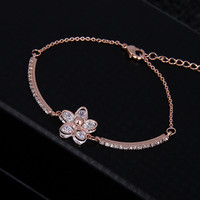 Shiny New Arrival Gift Hot Sale Great Deal Awesome Korean Stylish Bangle Bracelet [10417740500]