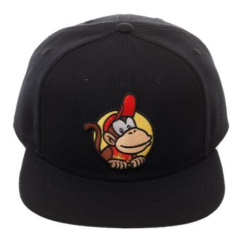 Diddy Kong Character Hat