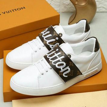 b10bcd9be956 Boys   Men Louis Vuitton Fashion Casual Sneakers Sport Shoes