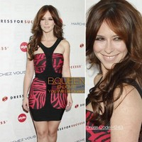 Jennifer in H243E Dress - Celebrity Dresses - Apparel