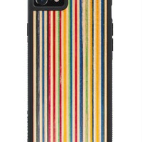 Recycled Skateboard Wood Traveler Case by Carved, Unique Real Wooden Phone Cover