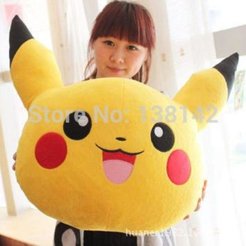 LMFET7 Pokemon Pikachu plush pillow cushion plush toy doll Child or girlfriend for gifts