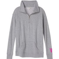 Zip Funnel-neck Tunic - Victoria's Secret
