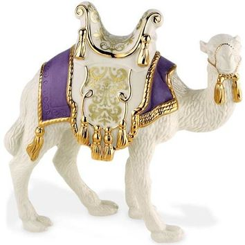 First Blessing Nativity Standing Camel Figurine by Lenox