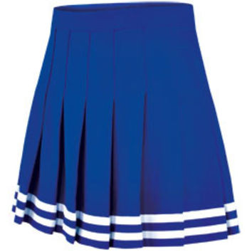 Chassé® Knife-Pleat Skirt - Omni Cheer