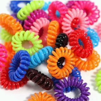 2.5cm Telephone Wire Hair Band