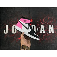 Air Jordan 1 Retro High GS 3M Valentines Day AJ1 Sneakers