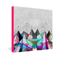 Mareike Boehmer Colorflash 3Y Gallery Wrapped Canvas
