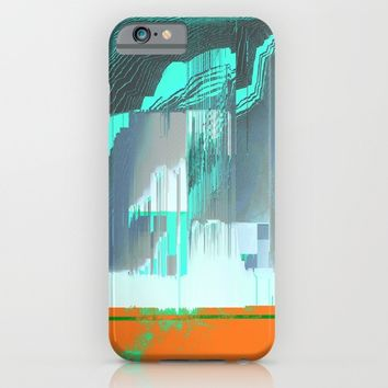 RAIN on the FOREST iPhone & iPod Case by Ducky B