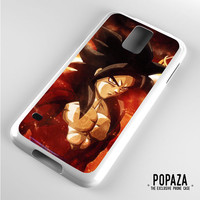 Dragon Ball Z Goku Samsung Galaxy S5 Case