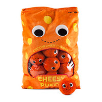 Cheesy Puffs XL Plush