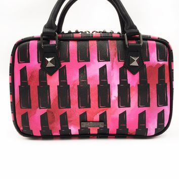 Black Lipstick Travel Case