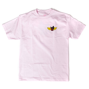 CATWINGS TEE LIGHT PINK