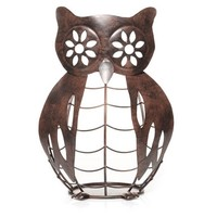 Owl Collection : Jar Candle Holder : Yankee Candle