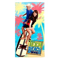 Disney Teen Beach Movie Beach Towel | Disney Store