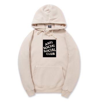 The New Kanye Anti Social Club Hoodies Sweater