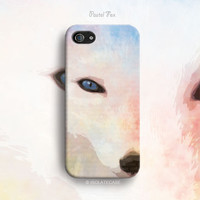 FOX Pastel iPhone 5S case , Pastel iPhone 5 case , iPhone 4 pastel , Fox case