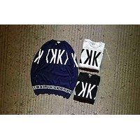 kenzo Three color sweater F-A-XYCL