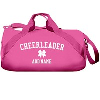 Custom cheerleader bag