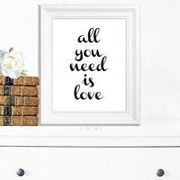 Inspirational Print, Wall Decor, Typography Wall Art, Motivational Print, Inspirational Poster, Teen Gift Ideas, Home Decor - PT0041