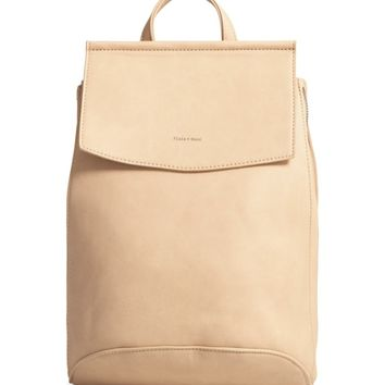 Pixie Mood Faux Leather Convertible Backpack | Nordstrom