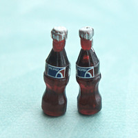 Pepsi Bottle Stud Earrings