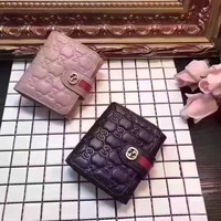 GUCCI WOMEN'S NEW STYLE LEATHER WALLET