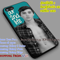 Pottorff's Abs | Sam Pottorf | Our Second Life iPhone 6s 6 6s+ 6plus Cases Samsung Galaxy s5 s6 Edge+ NOTE 5 4 3 #music #o2l dl2