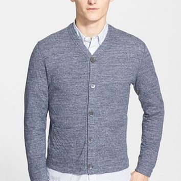 Men's Todd Snyder Knit Cotton Cardigan,