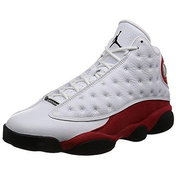 "Men's Jordan Air 13 Retro ""Playoffs"" Basketball Shoes - 414571 101"