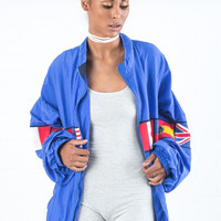 Royal Blue Santiago Jacket