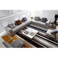 New  L- Shaped Upholstery Couch For Home Furniture