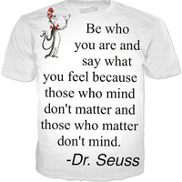 Dr. Seuss Quote T-Shirt
