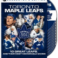 NHL Toronto Maple Leafs: 10 Great Leafs and their most Memorable Games