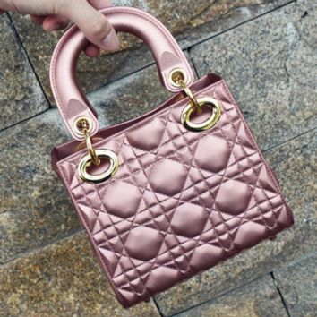 New matte matte jelly bag mini bag shoulder bag Messenger chain