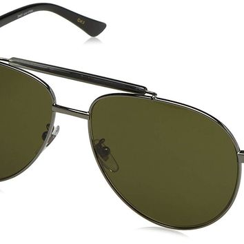 Gucci GG0014S Fashion Sunglasses 60 mm