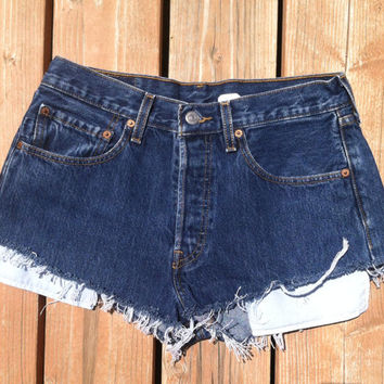 SALE High Waist Levi Shorts