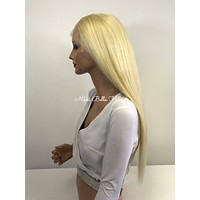 Blonde Full Lace Wig - 18 inches