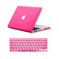 "Rubberized Hard Case Cover for Macbook Pro 13"" Air 13 Air 11 Pro 15"" Retina"