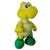 Super Mario - Koopa Troopa Plush