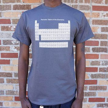 Mens Periodic Table T-Shirt