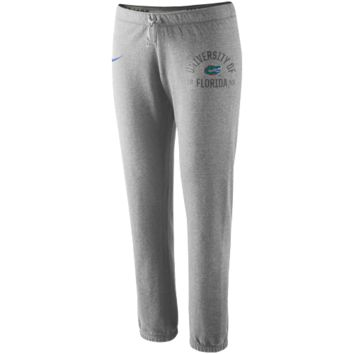 Nike Florida Gators Womens Rally Fleece Pants - Ash