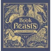 Book of Beasts Coloring Book