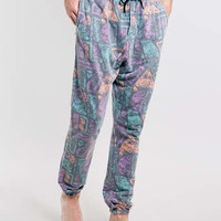 All Over Printed Joggers