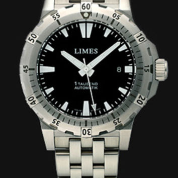 Limes Endurance Neptun 2 Automatic Diver Watch