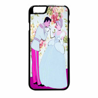 Cinderella Floral Party iPhone 6 Plus Case