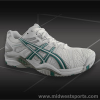 Asics Gel Resolution 5 Womens Tennis Shoes E350Y-0187