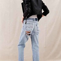 Urban Renewal Remade Shredded Jean