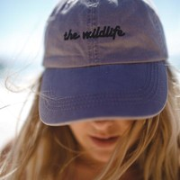 THE WILDLIFE DAD CAP