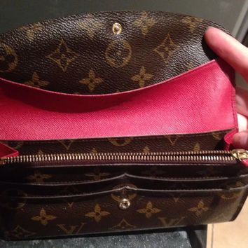 Authentic Louis Vuitton Purse Wallet